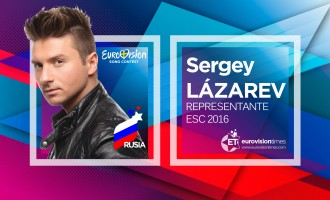 "Primera actuación en televisión de Sergey Lazarev con ""You are the only one"""