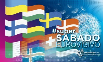 SUPER SABADO EUROVISIVO 2016: Sigue los shows