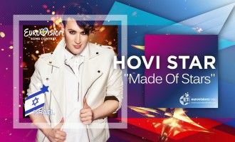 Hovi Star representará a Israel con Made of stars