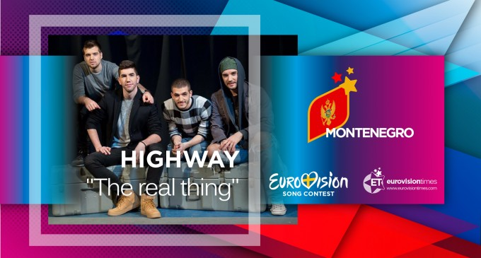 "MONTENEGRO 2016: La banda HIGHWAY presenta su canción ""THE REAL THING"""