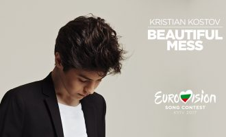 "Kristian Kostov estrena el vídeo oficial de ""Beautiful Mess"""
