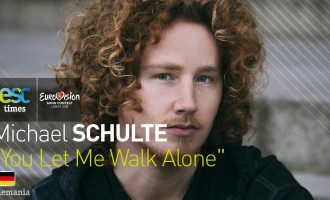 "Michael Schulte representa a Alemania con ""You let me walk alone"" en ESC18"