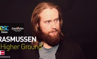 "Rasmussen con ""Higher Ground"" representa a Dinamarca en ESC18"