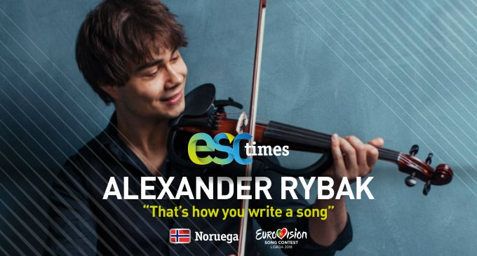 "Rybak gana el Melodi Noruego e interpretará el tema ""Thats how you write a song"""