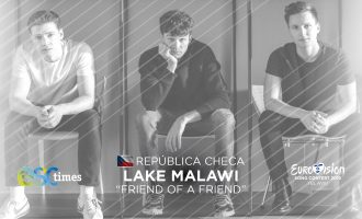 "Lake Malawi representan a Chequia en ESC2019 con el tema ""Friend of a friend"""