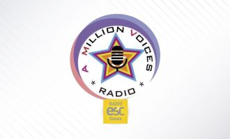 ¡A Million Voices aterriza en Radio ESCTimes!